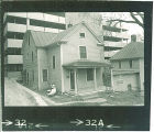 Alumni House Annex on 21 W. Market St., The University of Iowa, November 1, 1963
