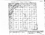 Iowa land survey map of t074n, r032w