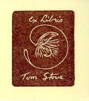 Tom Stove Bookplate