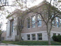 Ames Public Library, Ames, Iowa