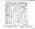 Iowa land survey map of t099n, r010w