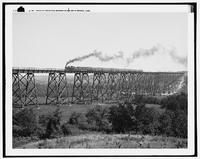 Railway over Des Moines River