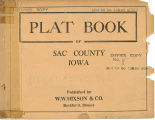 Plat book of Sac County, Iowa
