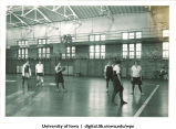 Student basketball, The University of Iowa, 1926