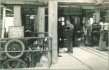 Mechanical engineering shop, The University of Iowa, 1920s