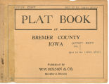 Plat book of Bremer County, Iowa