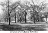 Hall of Liberal Arts on Pentacrest, Iowa City, Iowa, 1927