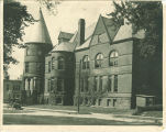Journalism school at Close Hall, The University of Iowa, August 1924