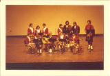 Scottish Highlanders concert, The University of Iowa, 1970s