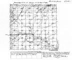 Iowa land survey map of t072n, r025w