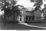 Zeta Tau Alpha sorority house, Iowa City, Iowa, between 1920s and 1950s