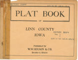 Plat book of Linn County, Iowa