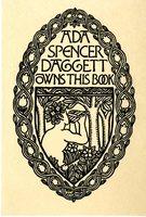 Ada Spencer Daggett Bookplate