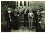 All-State summer session brass sextet, The University of Iowa, 1929