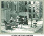 WSUI radio performance, The University of Iowa, August 1925