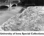 Iowa River flood, Iowa City, Iowa, June 16, 1947
