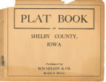 Plat book of Shelby County, Iowa