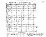 Iowa land survey map of t070n, r033w