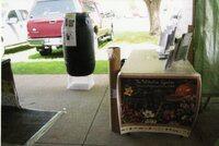 2010 - Fair Booths Rain Barrels