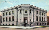 Marshalltown Public Library, Marshalltown, Iowa