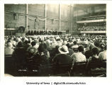Commencement at the Field House, The University of Iowa, 1932