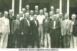 Alumni from class of 1881, The University of Iowa, 1920s