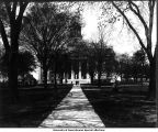 Old Capitol, The University of Iowa, 1900s