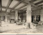 Des Moines Club, Interior