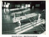 Badminton, The University of Iowa, 1930s