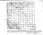 Iowa land survey map of t072n, r013w