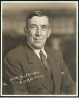 1939-1943, George Wilson