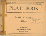 Plat book of Tama County, Iowa