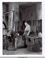 Henry Schumacher, Amana Blacksmith