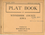 Plat book of Winneshiek County, Iowa