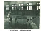 Table tennis, The University of Iowa, 1930s