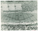 Scottish Highlanders at Rose Bowl, Pasadena, Calif., January 1,  1959