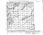 Iowa land survey map of t073n, r017w