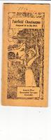 1914 Fairfield Chautauqua program