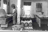 Making Dough at Bakery, Homestead, Iowa, ca. 1920s