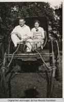 Milton Kirch and his wife