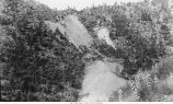 Buena Mine, a metals mines, Jamestown, Colorado, late 1890s or early 1900s
