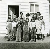 Elementary 1951-1952 Class