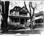 Presbyterian Parsonage, Iowa City, Iowa, April 1, 1913