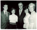 John Tone, Arlene Kyl, John Kyl, Sue Tone and Mary Louise Smith, 1970s