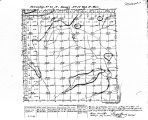 Iowa land survey map of t071n, r017w