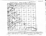 Iowa land survey map of t074n, r015w