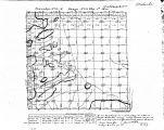 Iowa land survey map of t074n, r015w