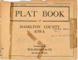 Plat book of Hamilton County, Iowa
