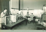 Zoology laboratory, The University of Iowa, 1929