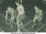 Women's basketball, The University of Iowa, 1930s